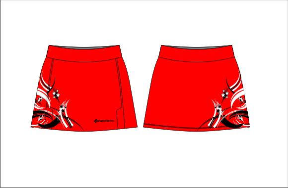 Hyper Elite Netball Skirt