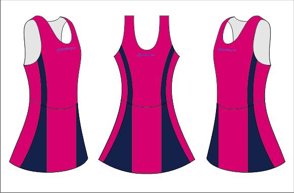 Netball Bodysuits  - Elite Panelled