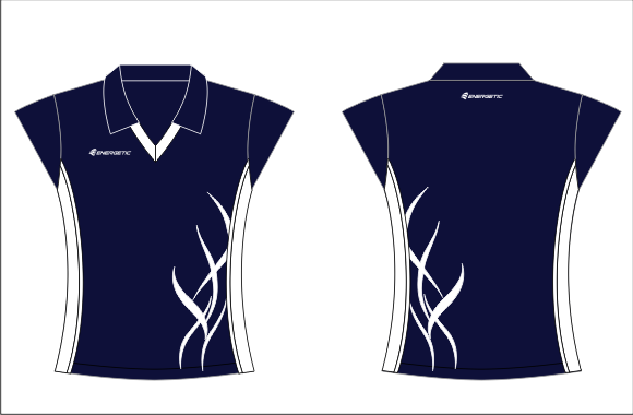Netball Polo – Hyper Elite Sublimated