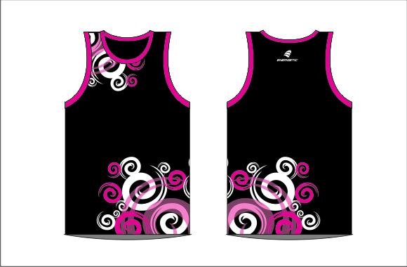 Netball Singlet – Hyper Elite Sublimated