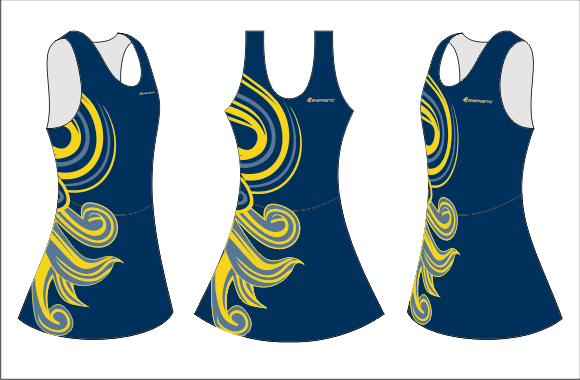 Netball Bodysuits  -Hyper Elite Sublimated