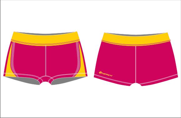 Netball Hot Pants